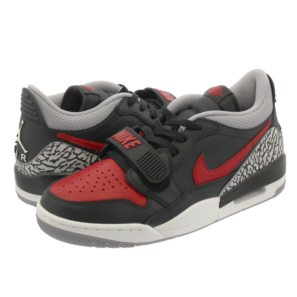Legacy Grey 006 Jordan Redblackcement Cd7069 Nike 312 Low Blackgym Air b7gyvfY6I