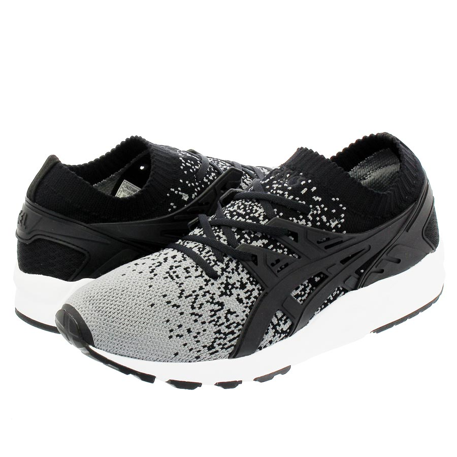 Women Limited Edition Asics Gel Kayano Trainer Knit W Black