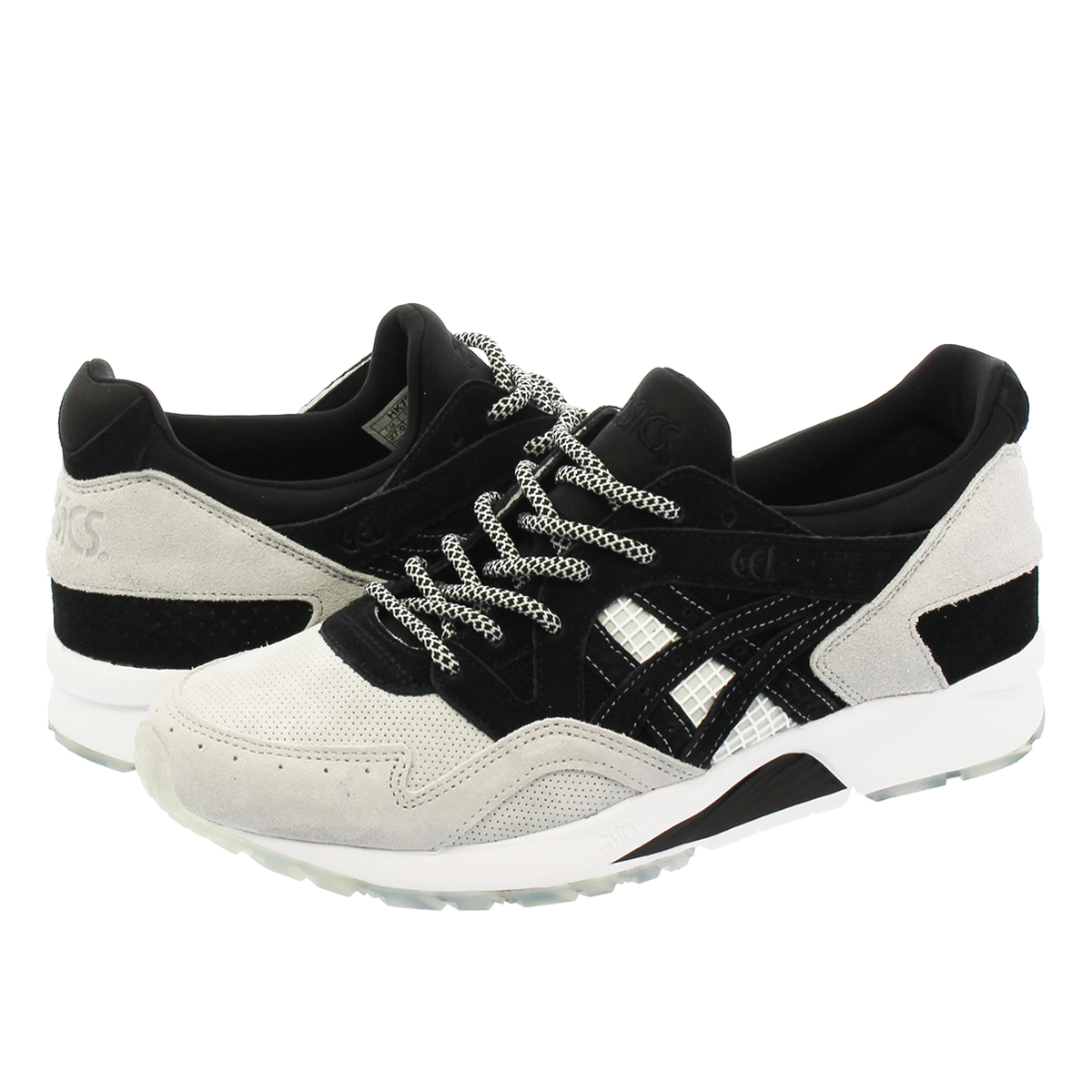 ASICS Tiger x HIGHS AND LOWS x MONKEY TIME 【ICHIMATSU】 アシックス ゲルライト 5 GEL-LYTE V GREY/BLACK