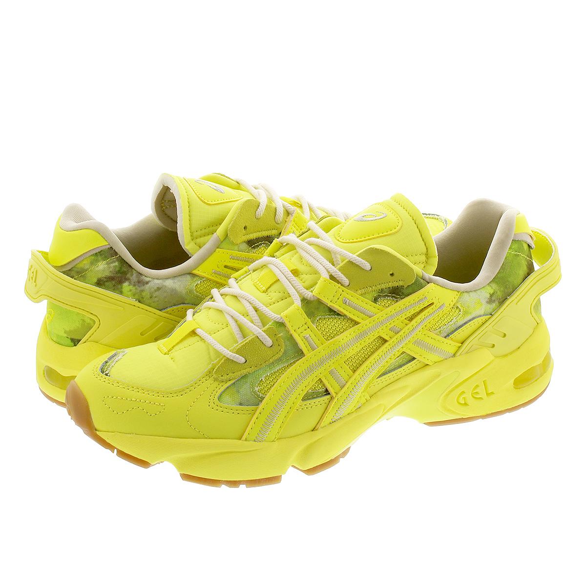 【お買い物マラソンSALE】 ASICS SPORTSTYLE GEL-KAYANO 5 RE アシックス スポーツスタイル ゲルカヤノ ファイブ RE YELLOW 1021a411-750
