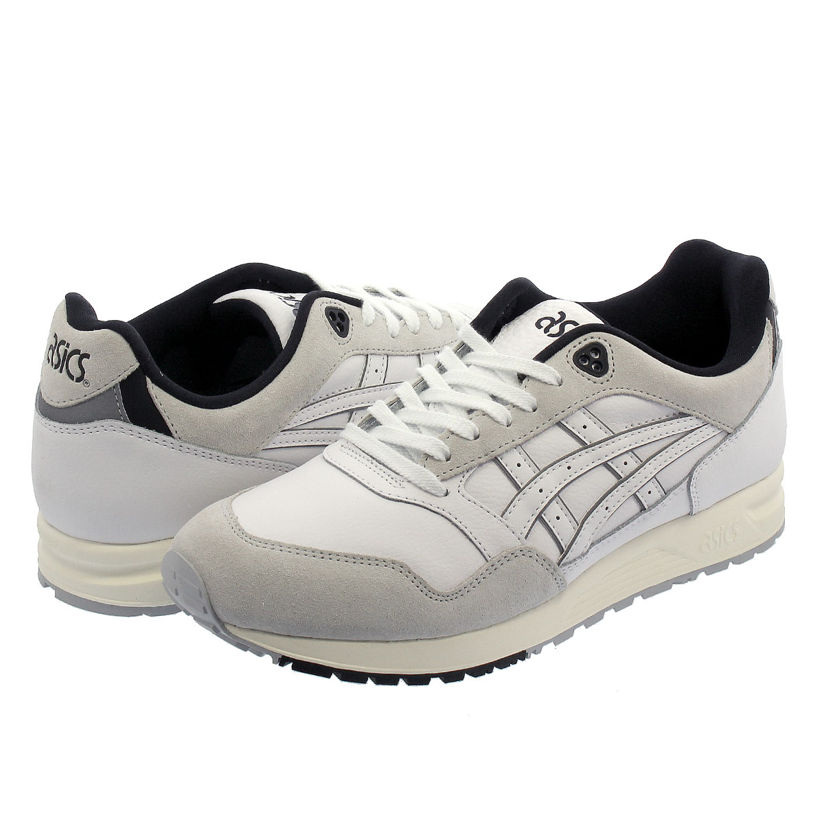 separation shoes f50a6 03155 Asics Tiger GEL SAGA ASICS gel saga WHITE/WHITE 1191a080-100