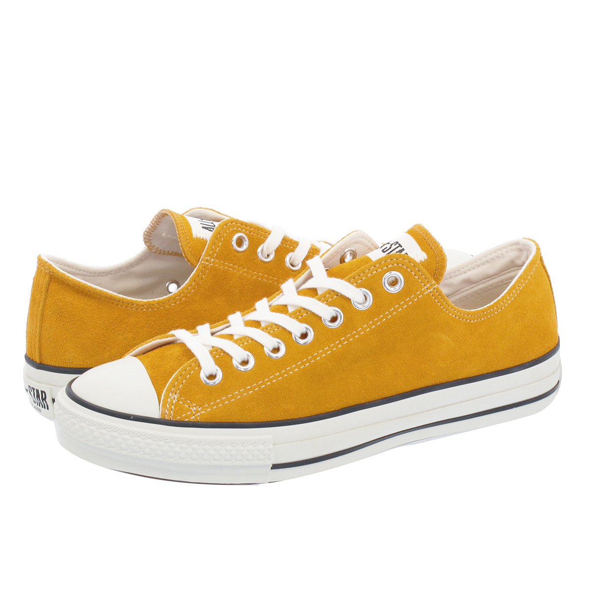 CONVERSE SUEDE ALLSTAR J OX 【MADE IN JAPAN】【日本製】 コンバース スエード オールスター J OX GOLD 32159179