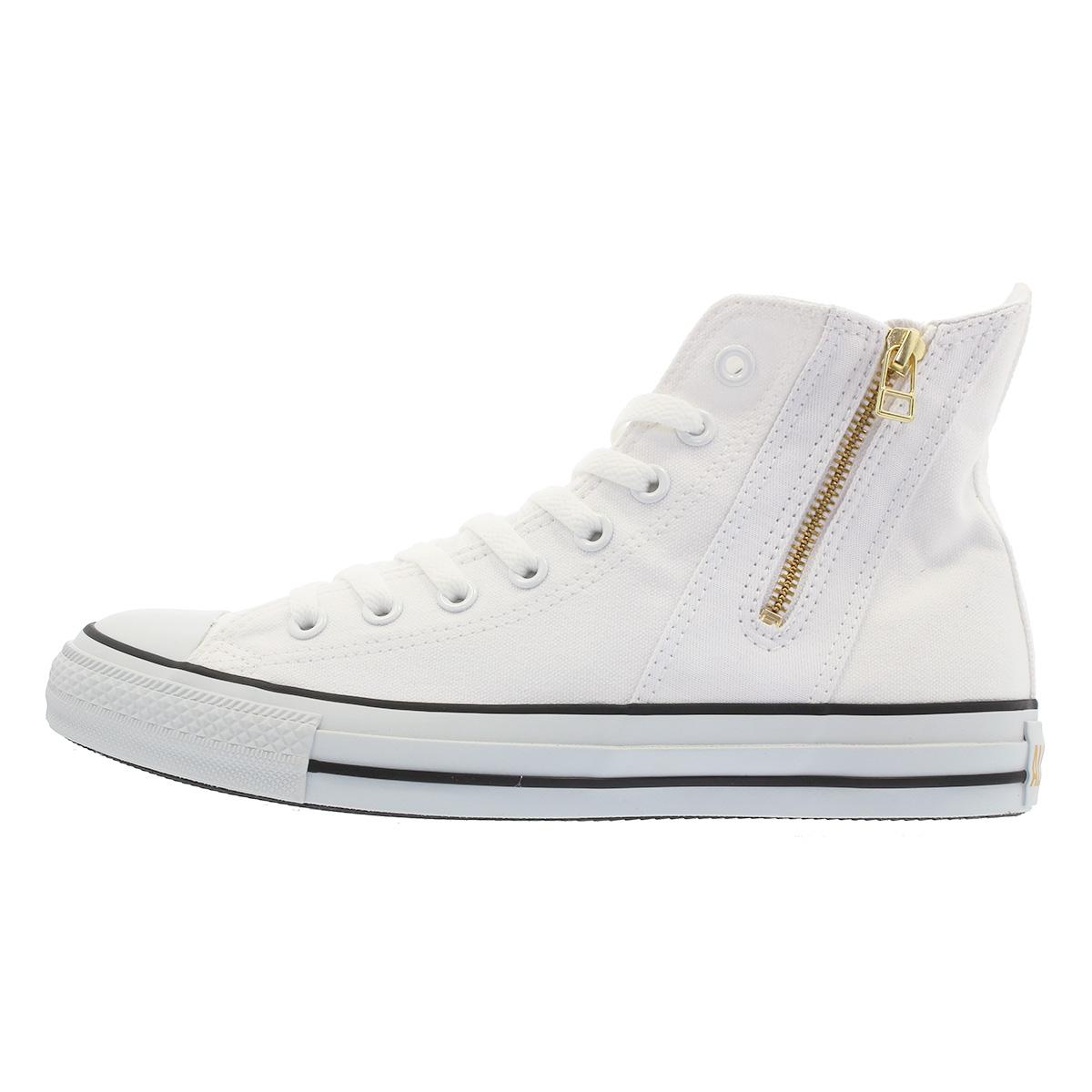 e776bf1bd96f CONVERSE ALL STAR GOLDZIP HI Converse all-stars gold zip HI WHITE 32961950