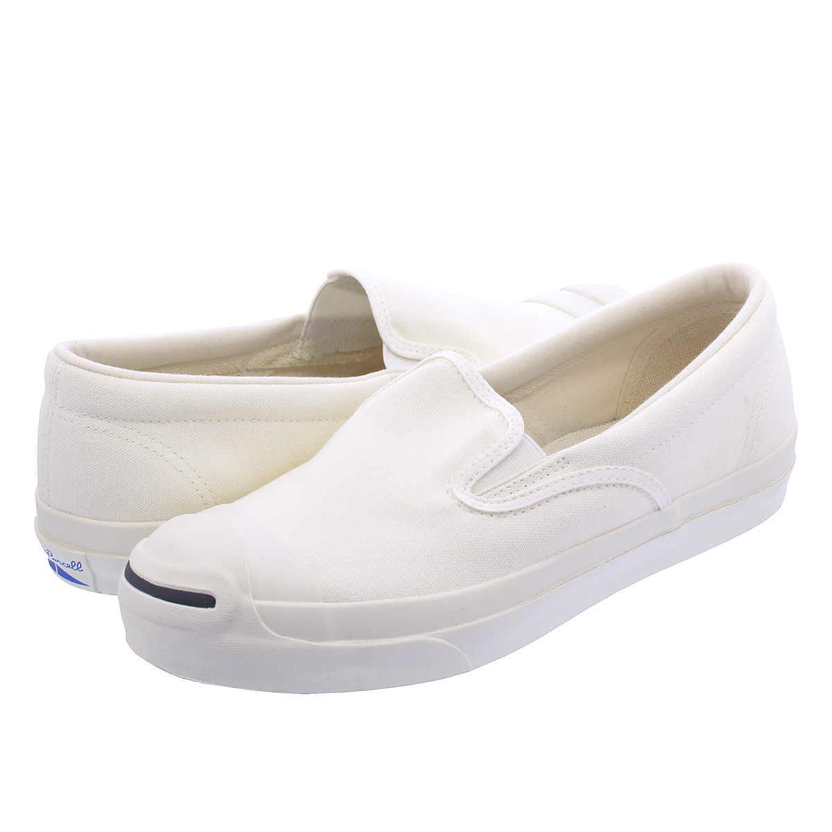d80dad682fd6 CONVERSE JACK PURCELL RET SLIP-ON Converse Jack Pursel RET slip-on WHITE  32263650