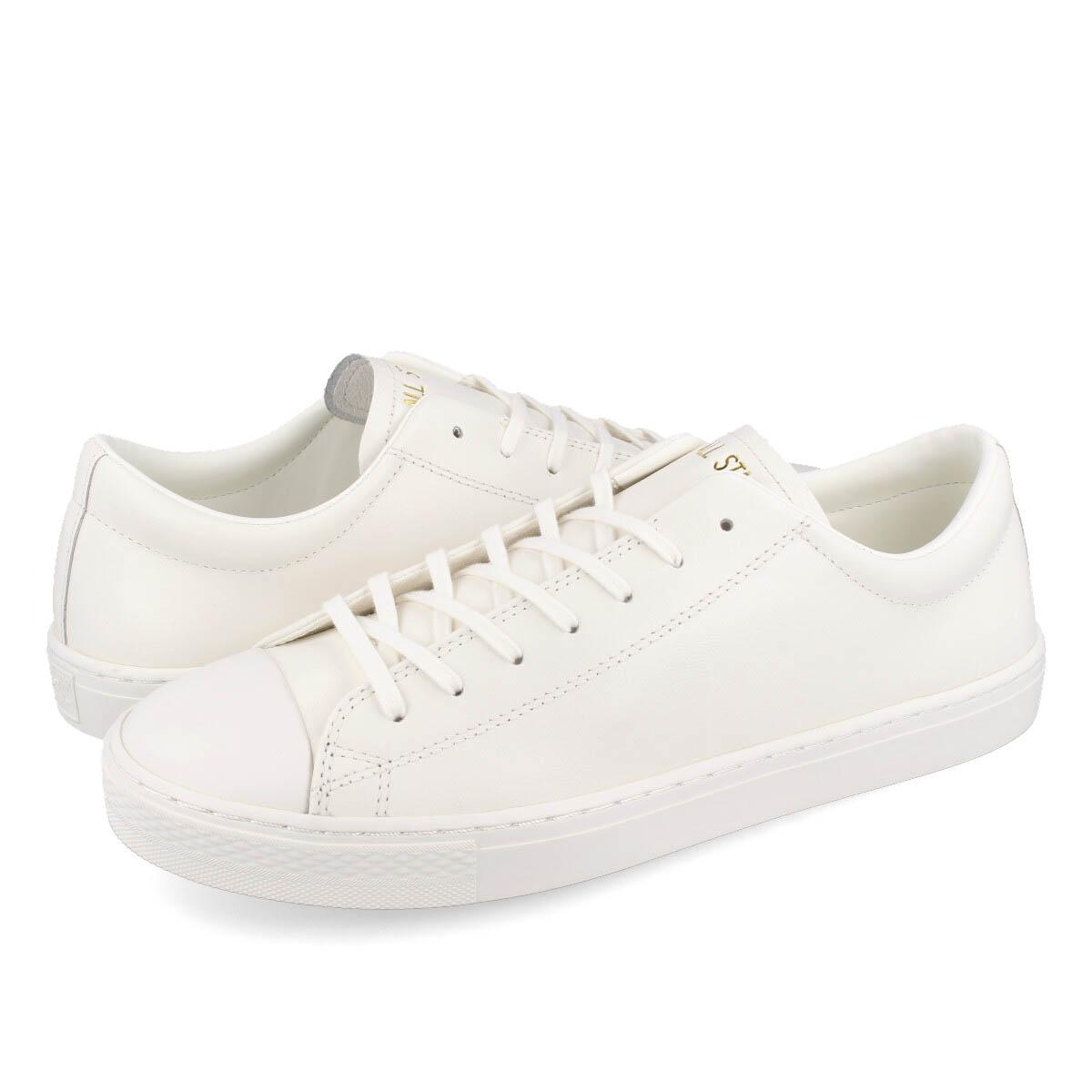 送料無料 CONVERSE コンバース スニーカー 靴 ローカット メンズ レディース ホワイト 白 LEATHER 31301810 COUPE クップ STAR ALL レザー 売れ筋ランキング オールスター OX WHITE <セール&特集>
