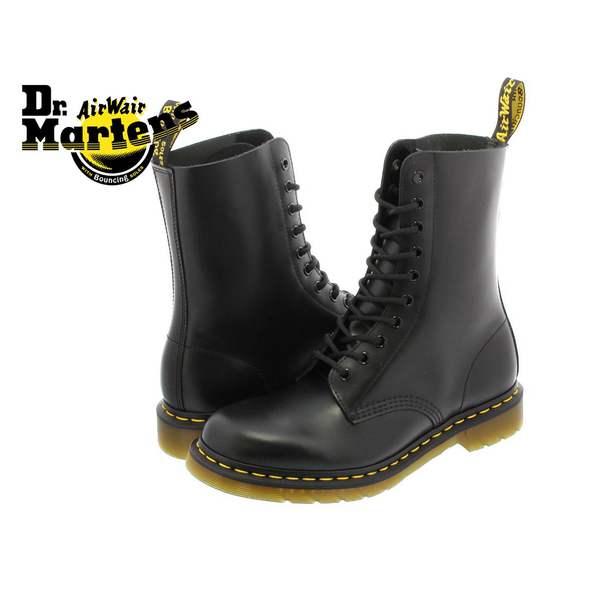 Dr.Martens 1490 10HOLE BOOT 11857001 BLACK