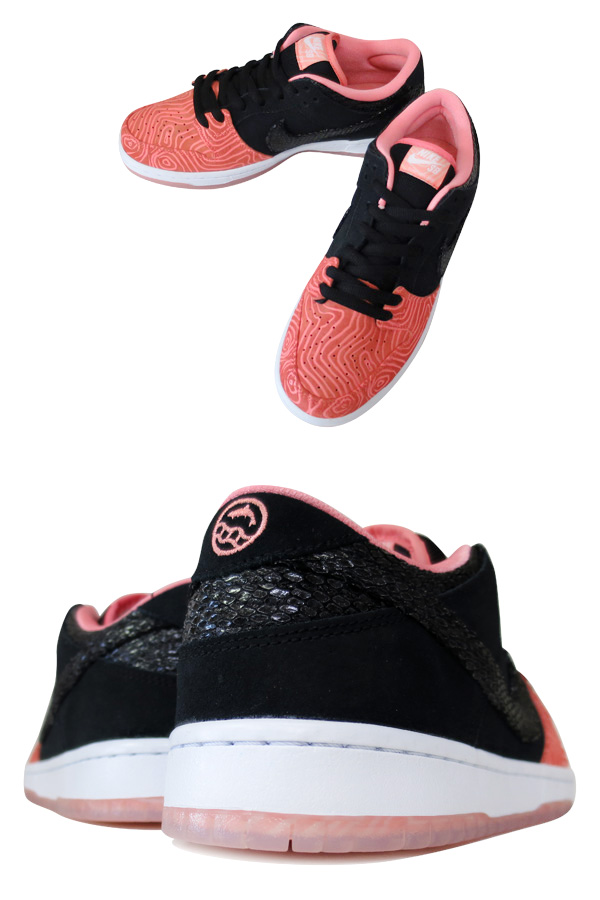 reputable site 305de b06a9 norway nike hvitt marked rosa svart low sb premium atom dunk bwr4o0b e0216  4ceb6