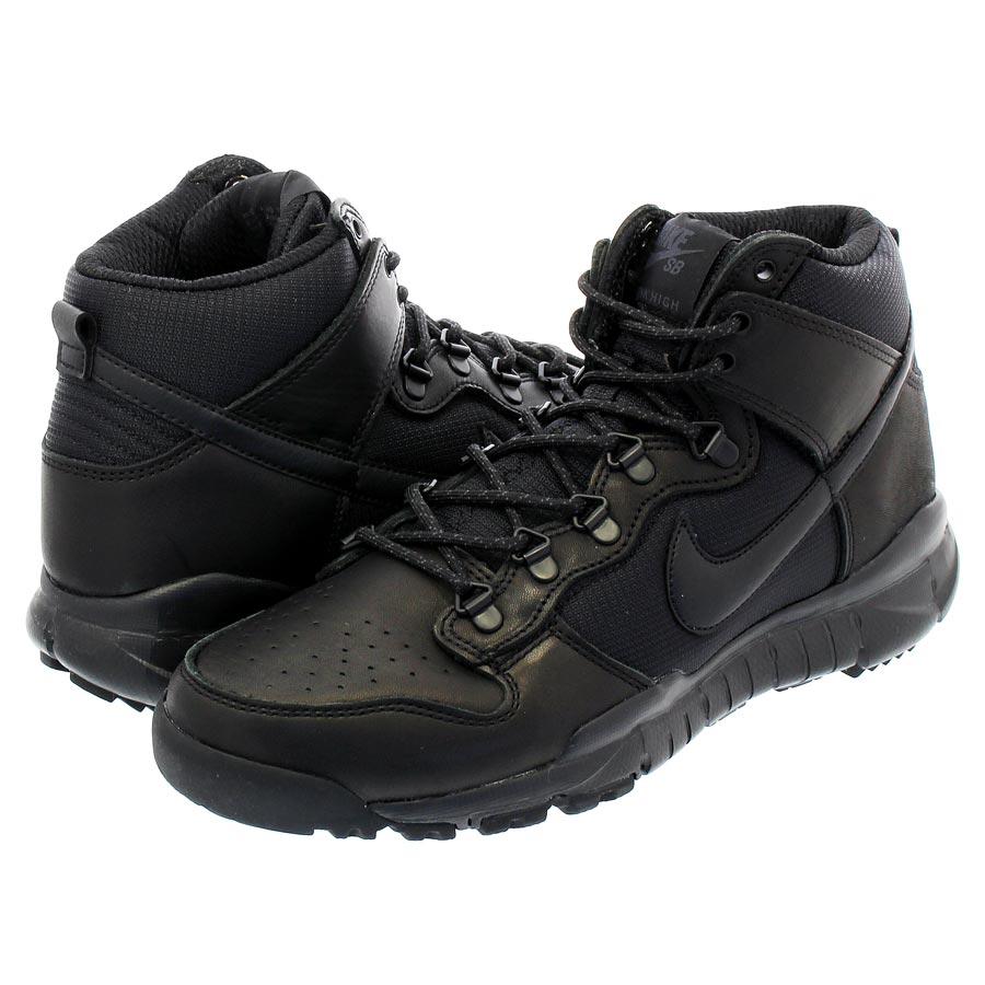 sélectionnez shop lowtex lowtex lowtex | marché mondial: nike sb dunk haute botte nike sb dunk des bottes hautes Noir  / noir / noir 00f60a
