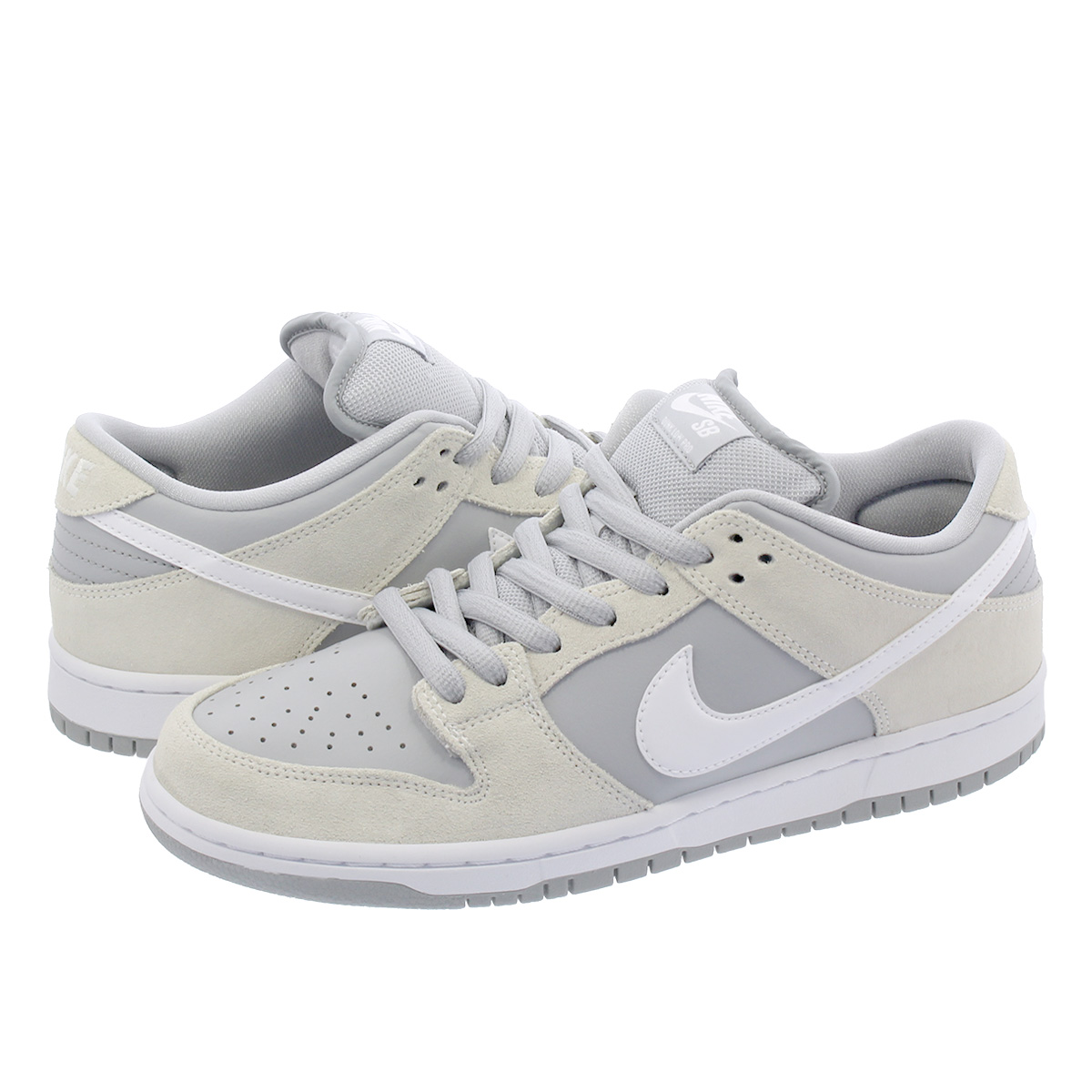 super popular 36ce1 fee55 NIKE SB DUNK LOW TRD Nike SB dunk low TRD SUMMIT WHITE/WHITE/WOLF GREY  ar0778-110