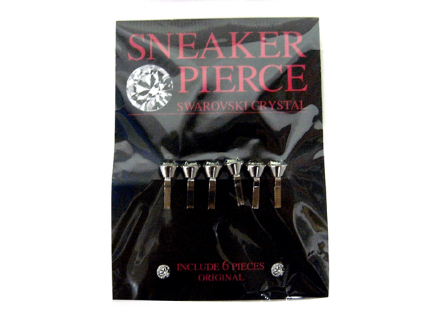 Easy jewelry PIERCE SNEAKER sneakers piercing can you easily custom favorite sneakers