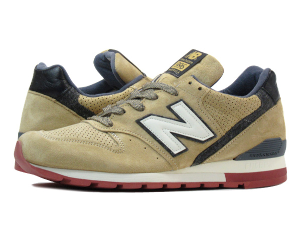 buy popular 4d055 107d3 SELECT SHOP LOWTEX: NEW BALANCE M996PR紐巴倫M 996 PR SAND ...
