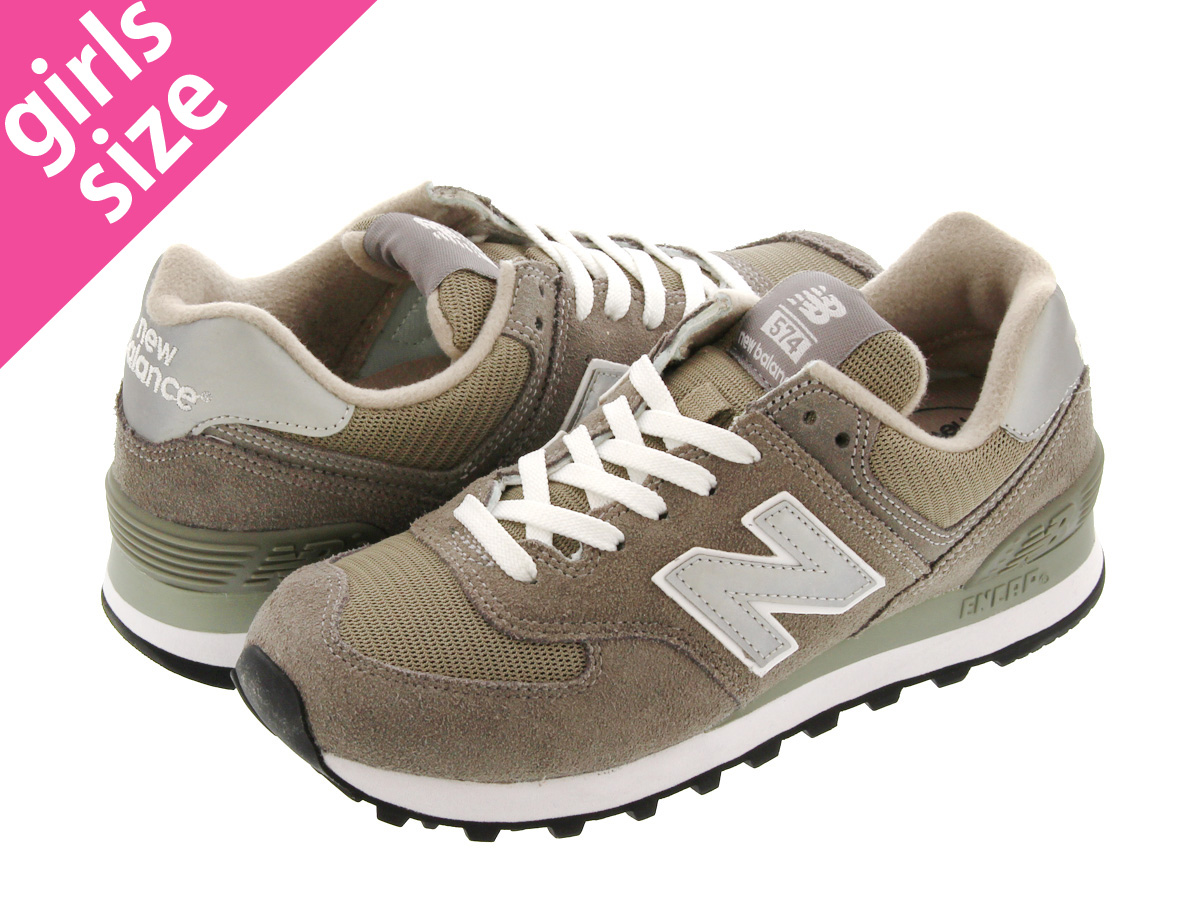 NEW BALANCE W574GS GREY