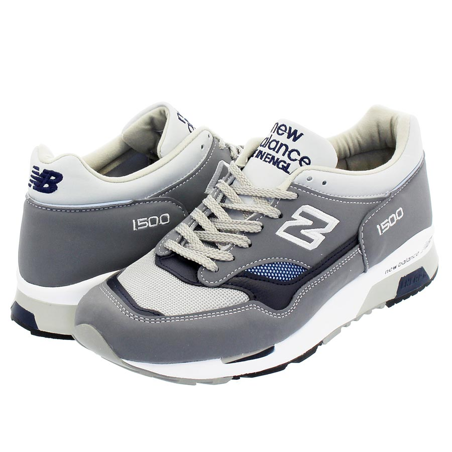 NEW BALANCE M1500UKG 【Made in England】 ニューバランス M 1500 UKG GREY/WHITE