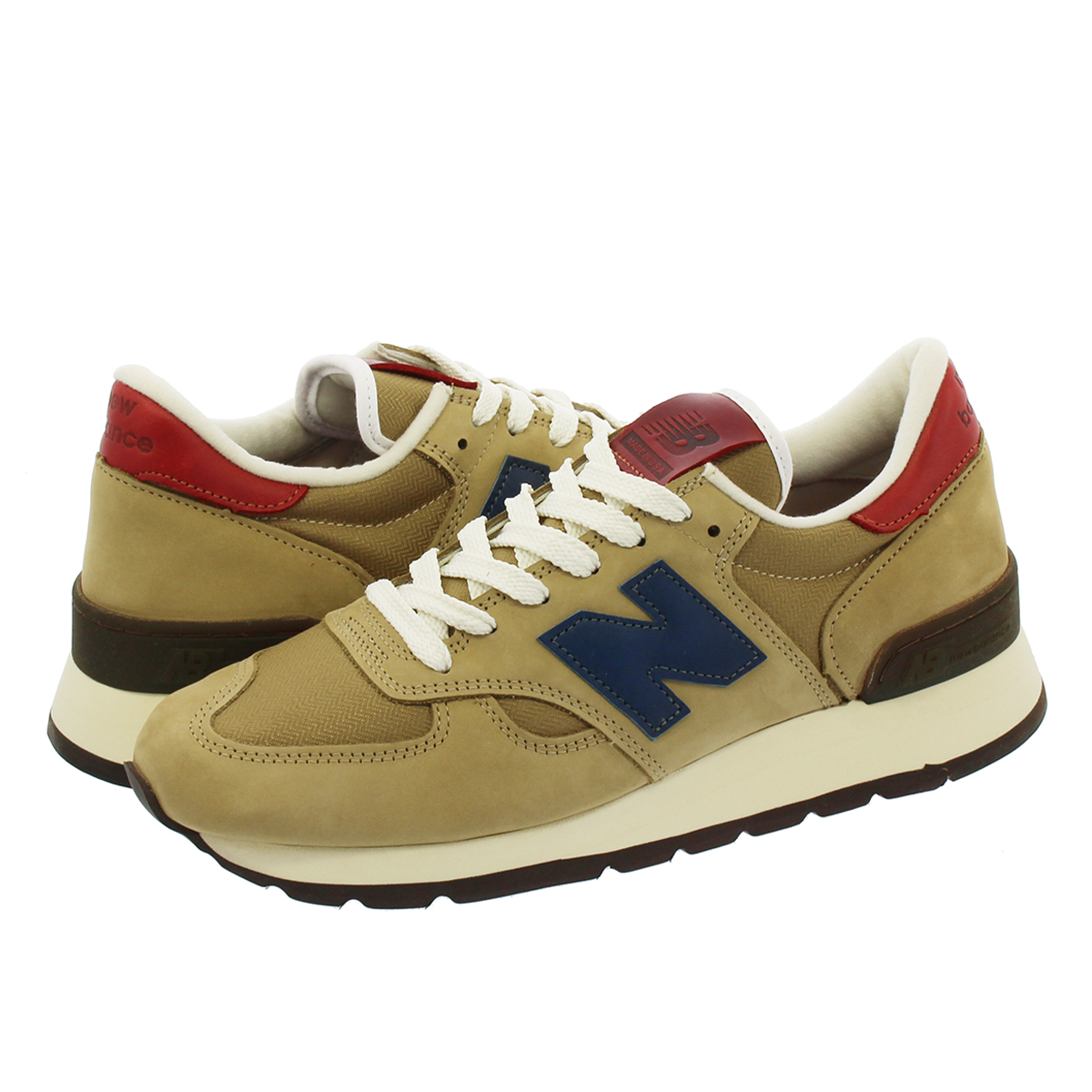 NEW BALANCE M990DAN 【MADE IN U.S.A】 ニューバランス M 990 DAN MODERN BEIGE/BLUE