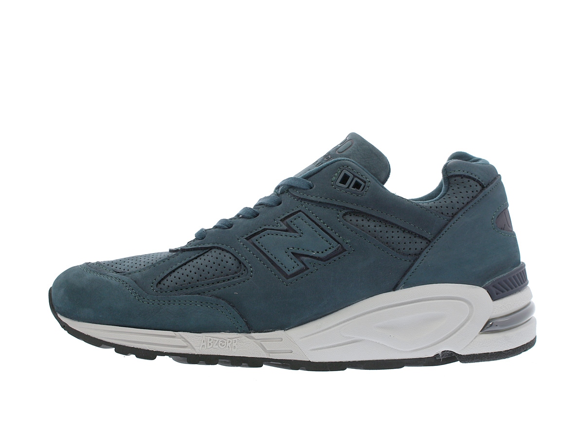 NEW BALANCE M990DRK2新平衡M 990 DRK2 GREEN/GREY