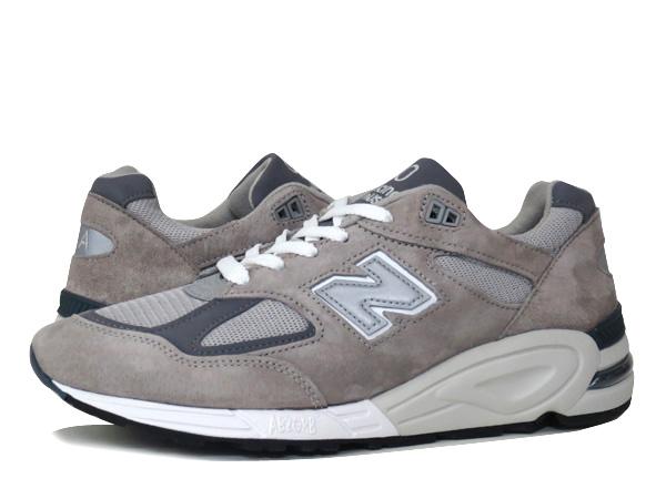 grey new balance 990