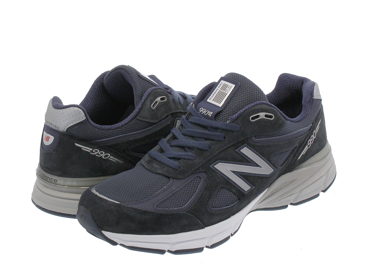 NEW BALANCE M990NV4 【MADE IN U.S.A】 ニューバランス M990 NV4 NAVY