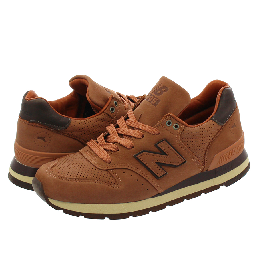 NEW BALANCE × DANNER M995DN 【AMERICAN PIONNER COLLECTION】【MADE IN U.S.A】【Dワイズ】 ニューバランス × ダナー M995DN BROWN