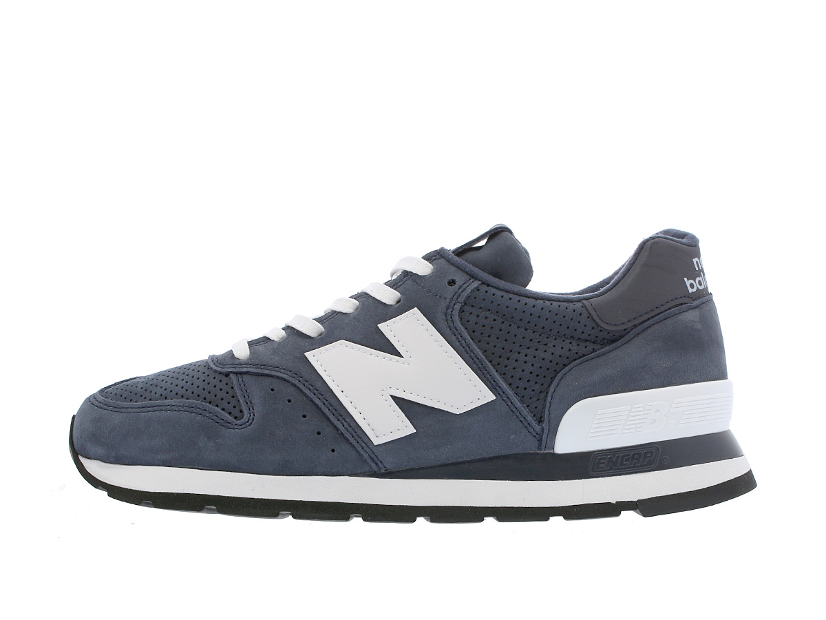 NEW BALANCE M995DNN新平衡M 995 DNN NAVY/WHITE