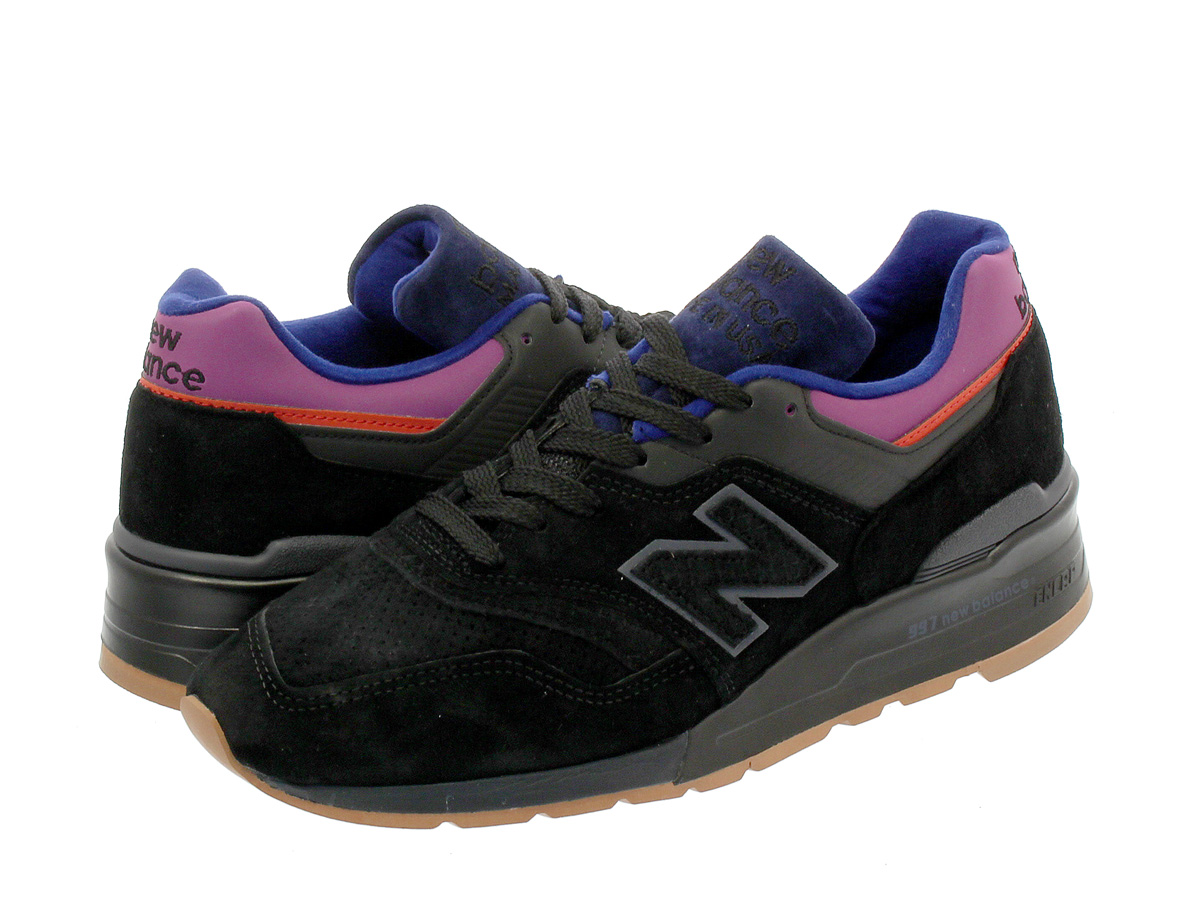 NEW BALANCE M997CSS 【MADE IN U.S.A.】 【Dワイズ】 ニューバランス M 997 CSS BLACK