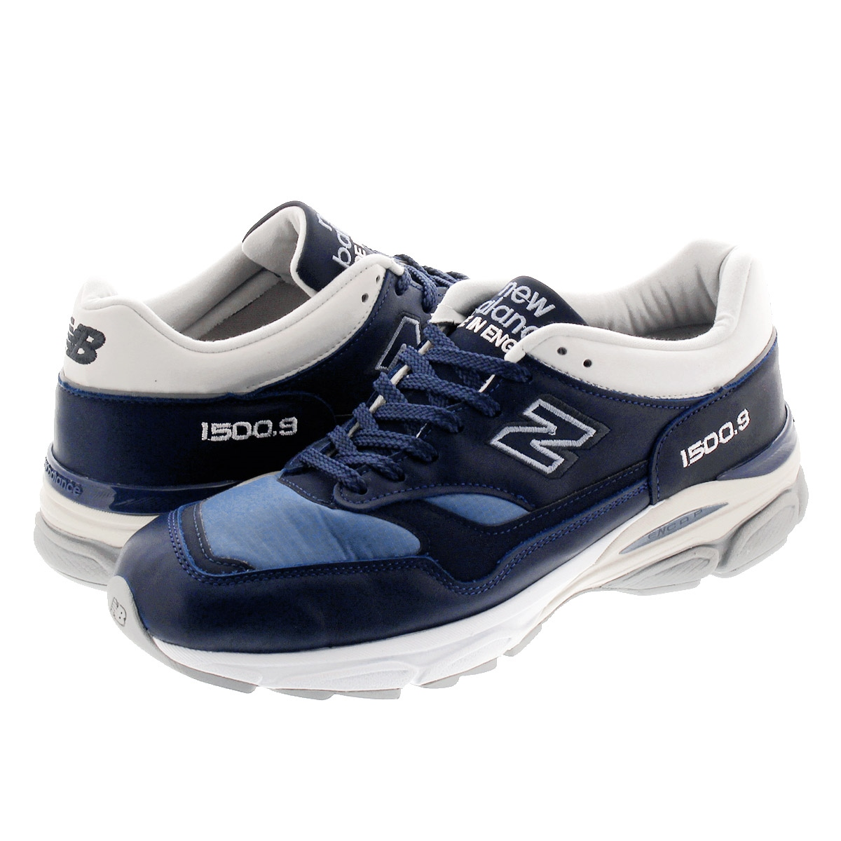 NEW BALANCE M15009LP 【Made in England】 ニューバランス M 15009 LP NAVY/GREY