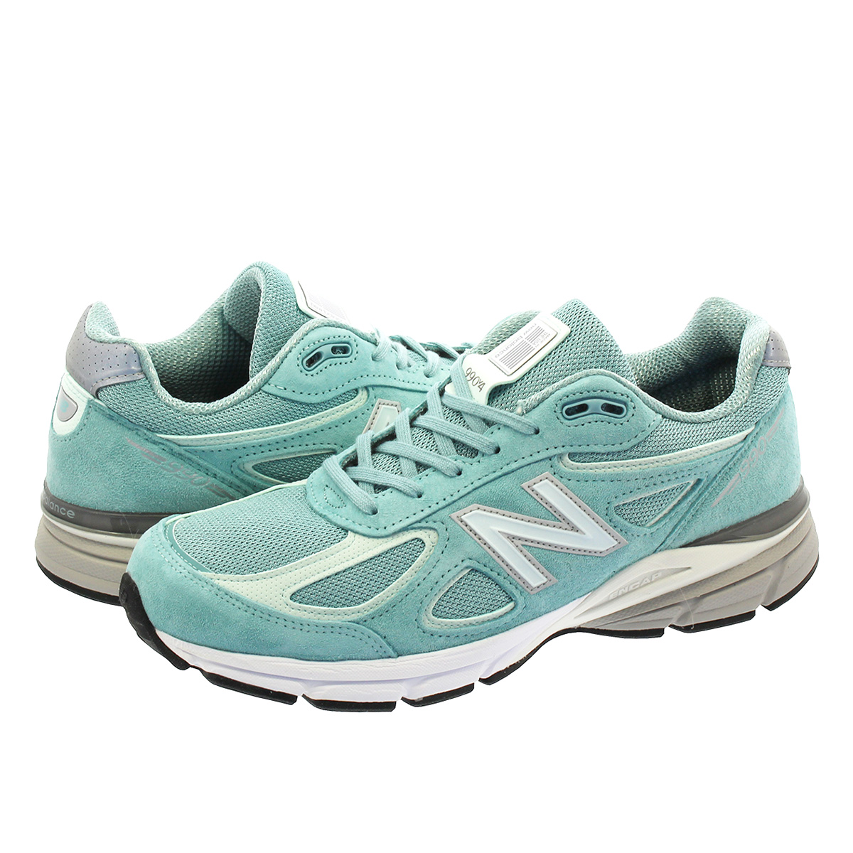 NEW BALANCE M990MS4 【MADE IN U.S.A】 ニューバランス M990 MS4 MINT/WHITE