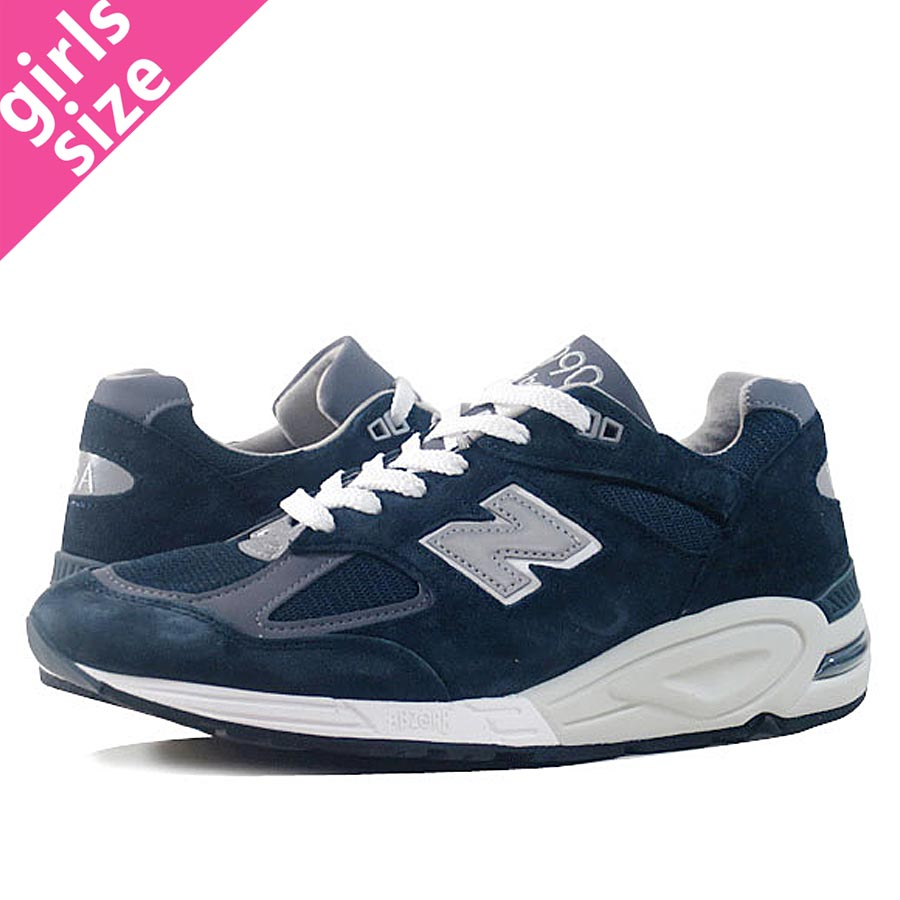 sports shoes 5a88a 71277 NEW BALANCE M990NV2 New Balance M 990 NV2 NAVY