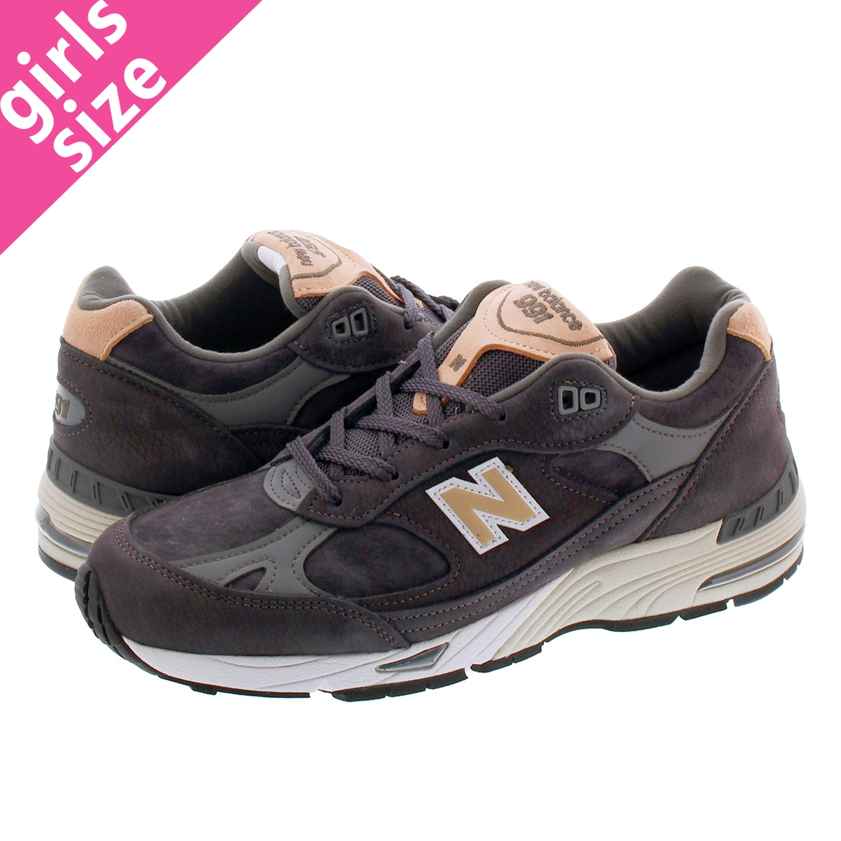 NEW BALANCE W991DGS 【MADE in UK】 ニューバランス W 991 DGS DARK GREY