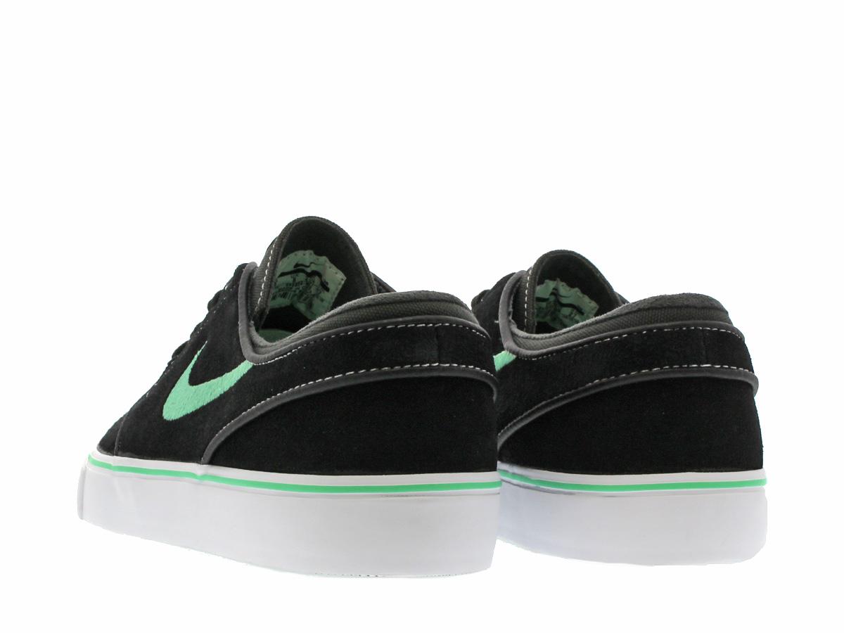 NIKE SB ZOOM STEFAN JANOSKI Nike SB ズームステファンジャノスキ BLACK/GREEN GLOW/ANTHRACITE/WHITE
