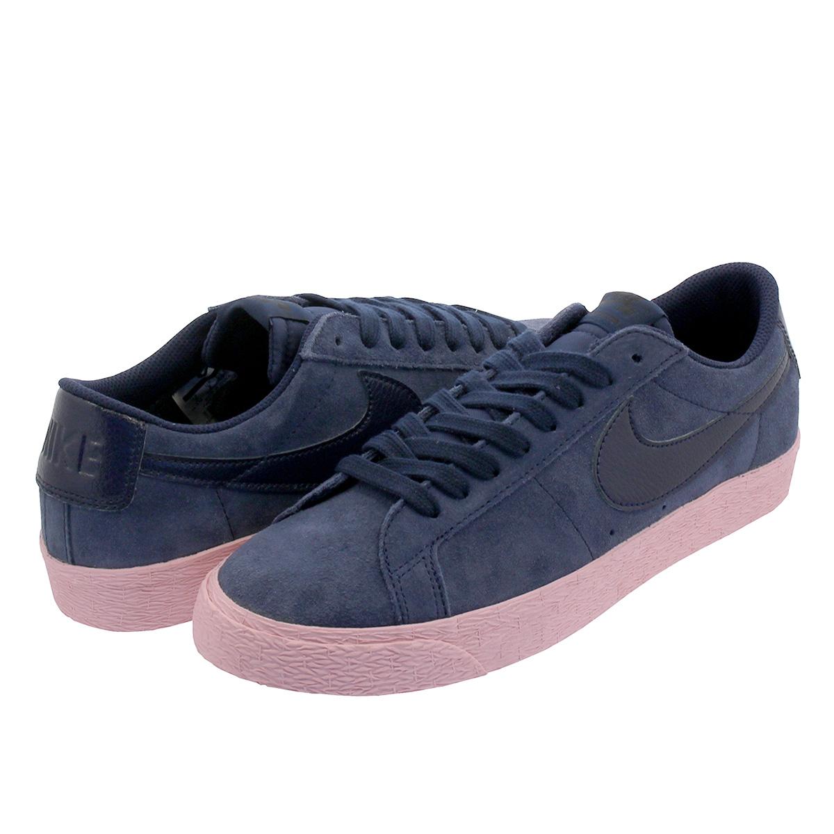 SELECT SHOP LOWTEX  NIKE SB BLAZER ZOOM LOW Nike SB blazer zoom low OBSIDIAN  OBSIDIAN BUBBLEGUM 864 4270af771