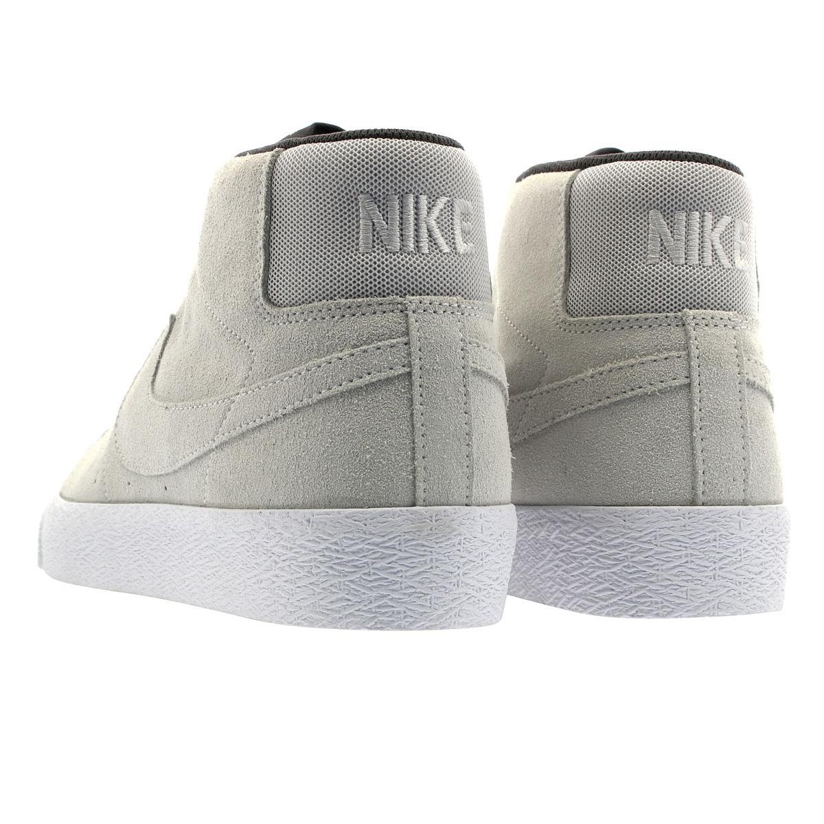 a57b2f749841f NIKE SB BLAZER ZOOM MID Nike SB blazer zoom mid VAST GREY VAST GREY THUNDER  GREY 864