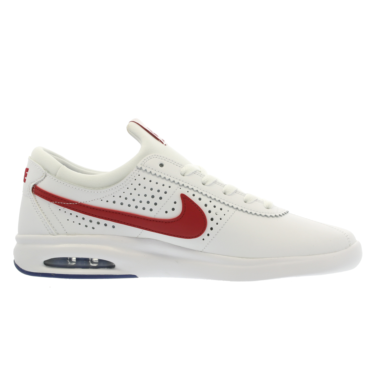 free shipping low price Nike SB Bruin Max Vapor Trainers In White 882097-100 outlet Manchester tZ17FW