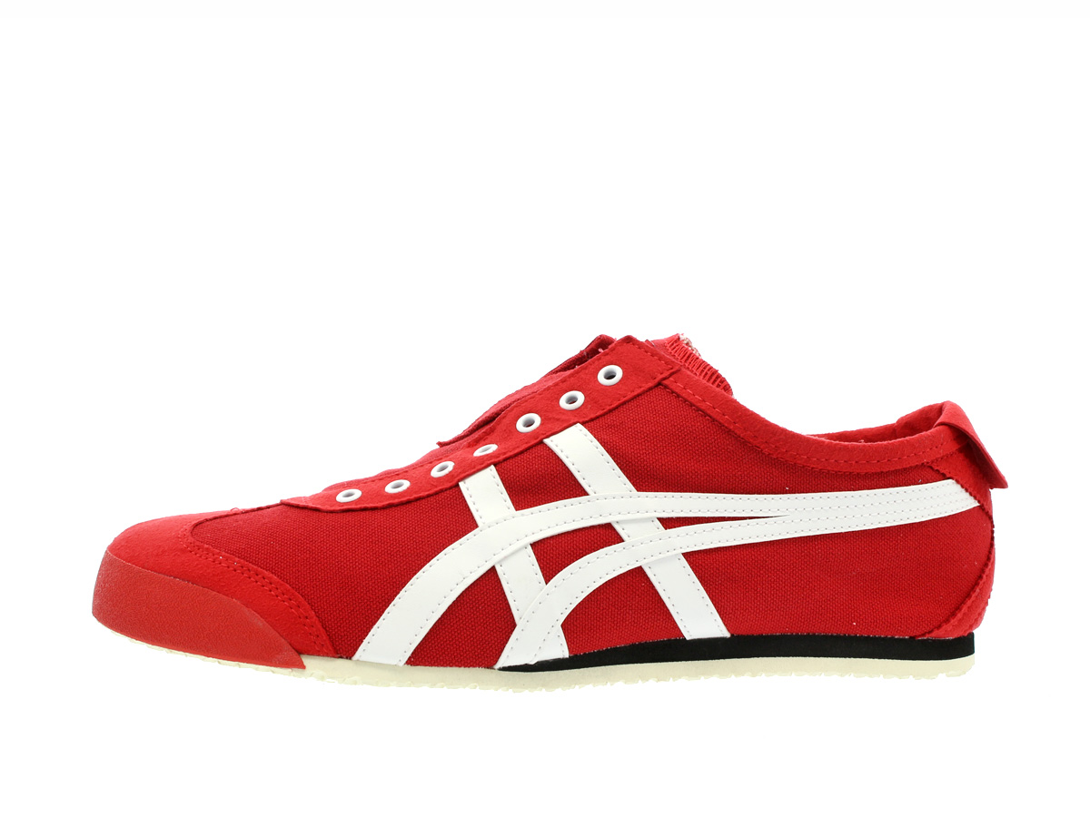 onitsuka tiger mexico 66 black true red 10 track