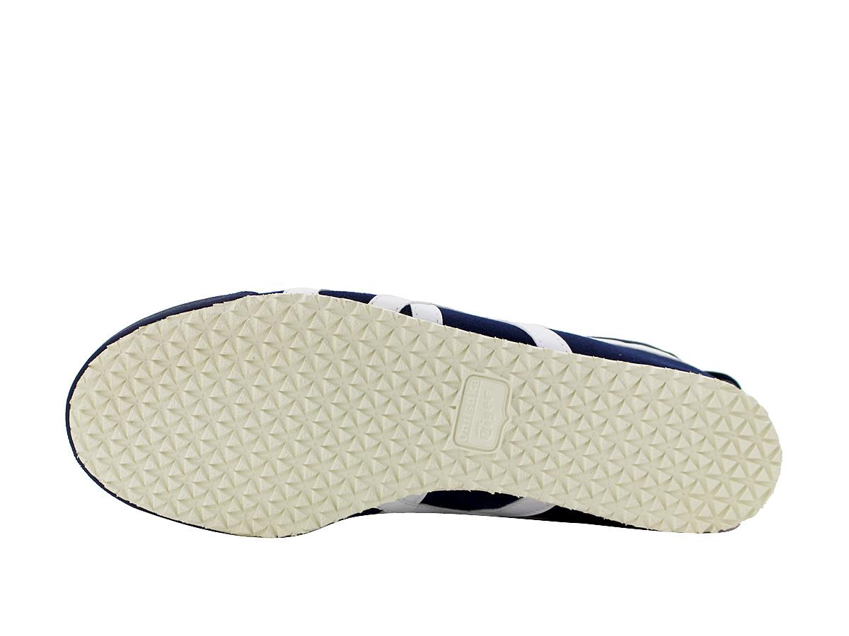 Onitsuka Tiger MEXICO 66 SLIP-ON onitsukataigamekishiko 66懒汉鞋PEACOAT/WHITE