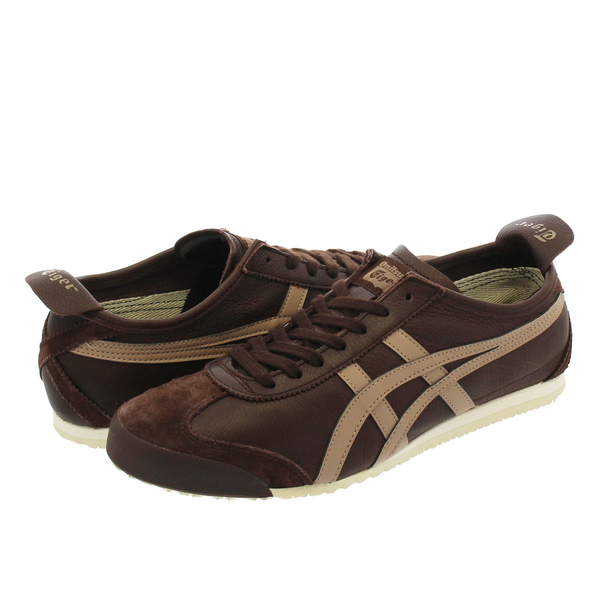 Onitsuka Tiger MEXICO 66 オニツカタイガー メキシコ 66 COFFEE/TAUPE GREY 1183a201-201