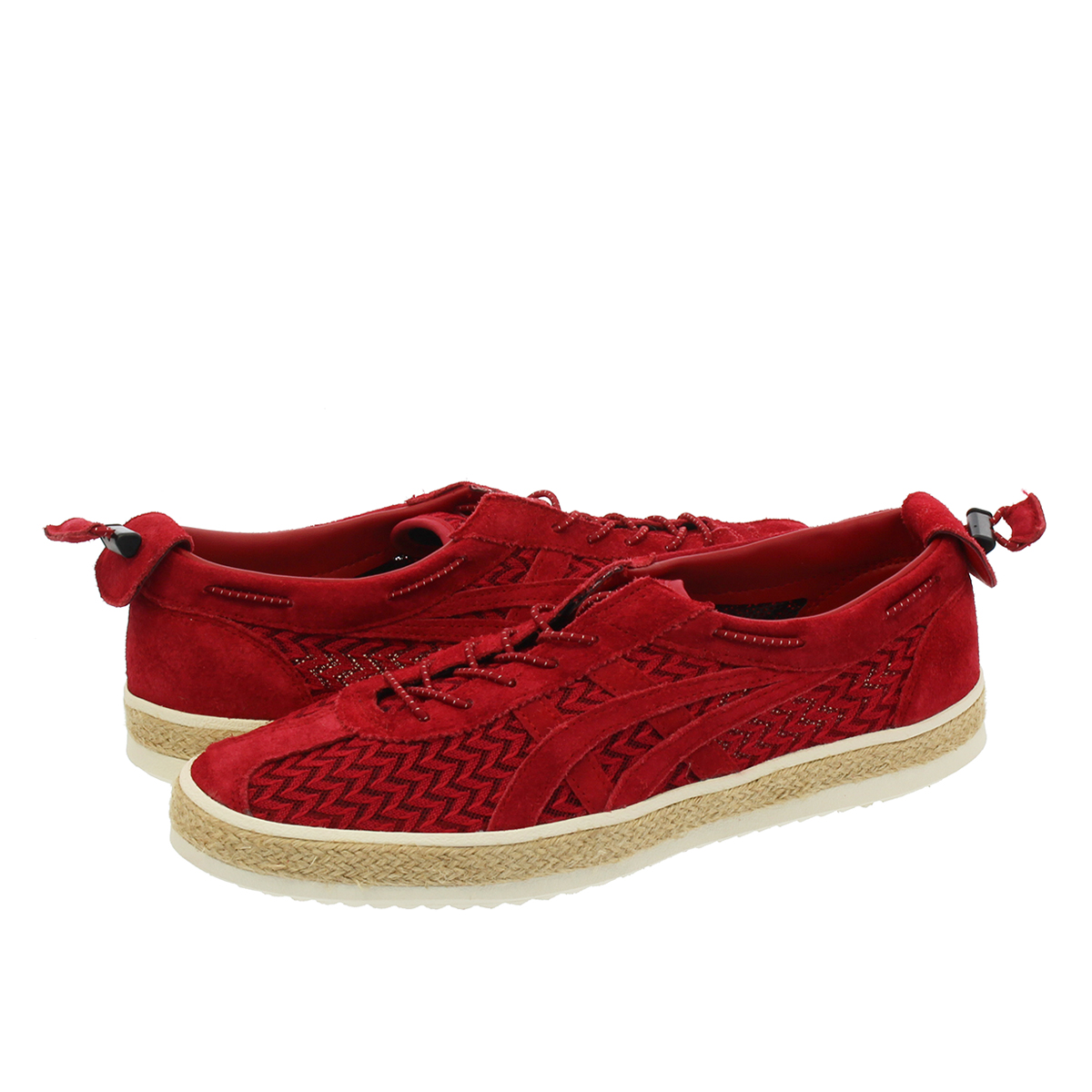 Onitsuka Tiger DELEGATION LIGHT オニツカタイガー デレゲーション ライト CLASSIC RED/CLASSIC RED
