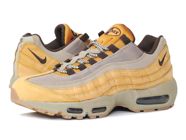 NIKE AIR MAX 95 PREMIUM 【WHEAT PACK】 ナイキ エアマックス 95 プレミアム BRONZE/BROWN/BAMBOO 538416-700