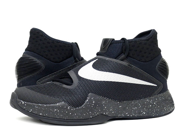 chaussures de séparation f1028 86aee NIKE ZOOM HYPERREV 2016 BLACK/METALLIC SILVER