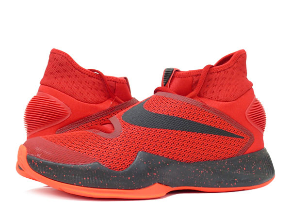 NIKE ZOOM HYPERREV 2016 UNIVERSITY REDBLACKBRIGHT CRIMSON