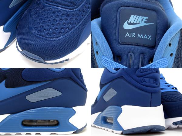 NIKE AIR MAX 90 ULTRA SE耐克空气最大90超SE COASTAL BLUE/STAR BLUE/WHITE