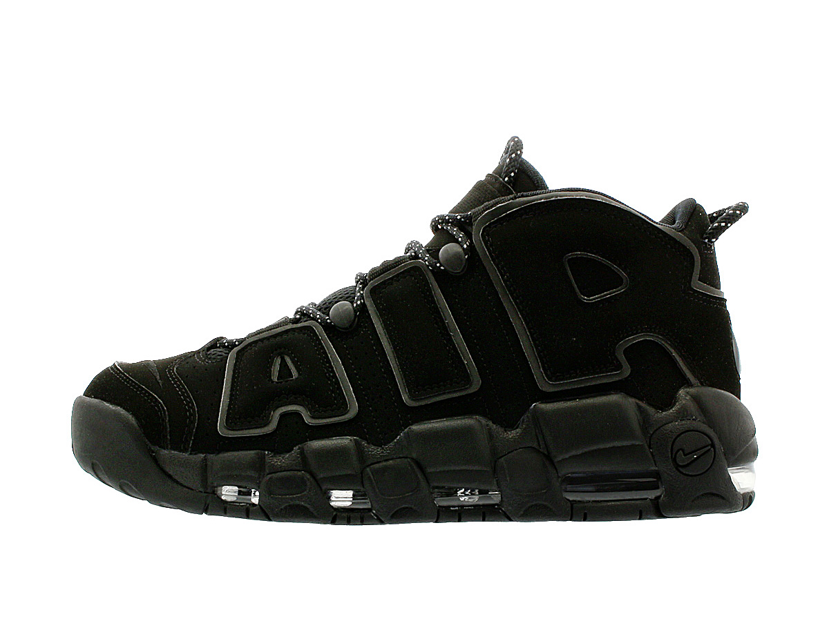 SELECT SHOP LOWTEX | | LOWTEX Rakuten Global Market: NIKE AIR MORE UPTEMPO Nike more up tempo BLACK/BLACK/BLACK 749006