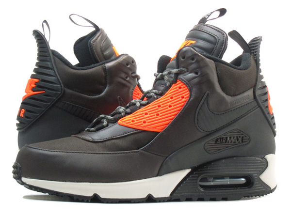 save off cbeb5 cb665 ... discount nike air max 90 sneakerboot wntr nike air max 90 sneaker boots  winter brown black
