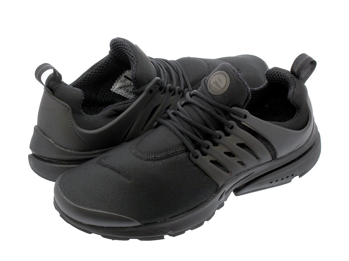 NIKE AIR PRESTO ESSENTIAL ナイキ エア プレスト エッセンシャル BLACK/BLACK/BLACK 848187-011