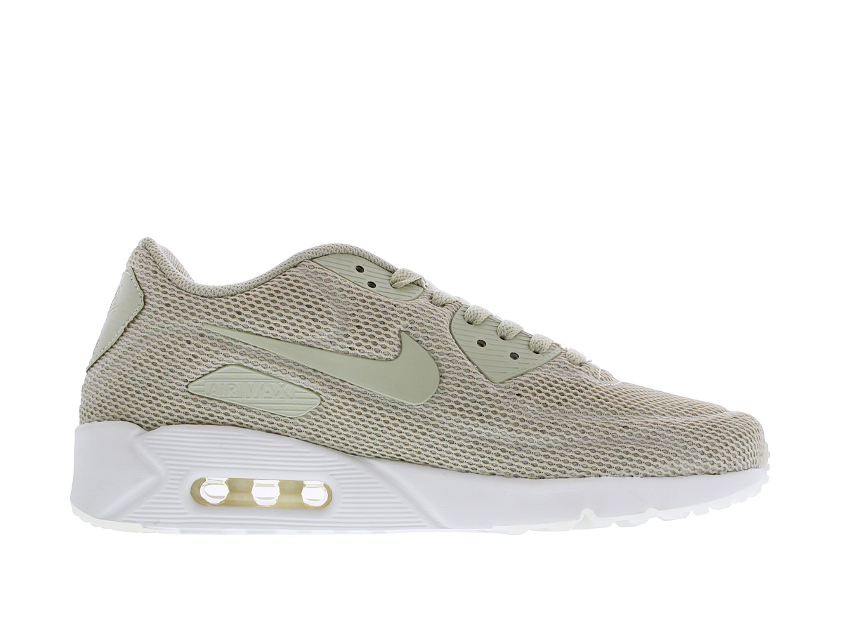 NIKE AIR MAX 90 ULTRA 2.0 BR耐克空气最大90超2.0 BR PALE GREY/SUMMIT WHITE