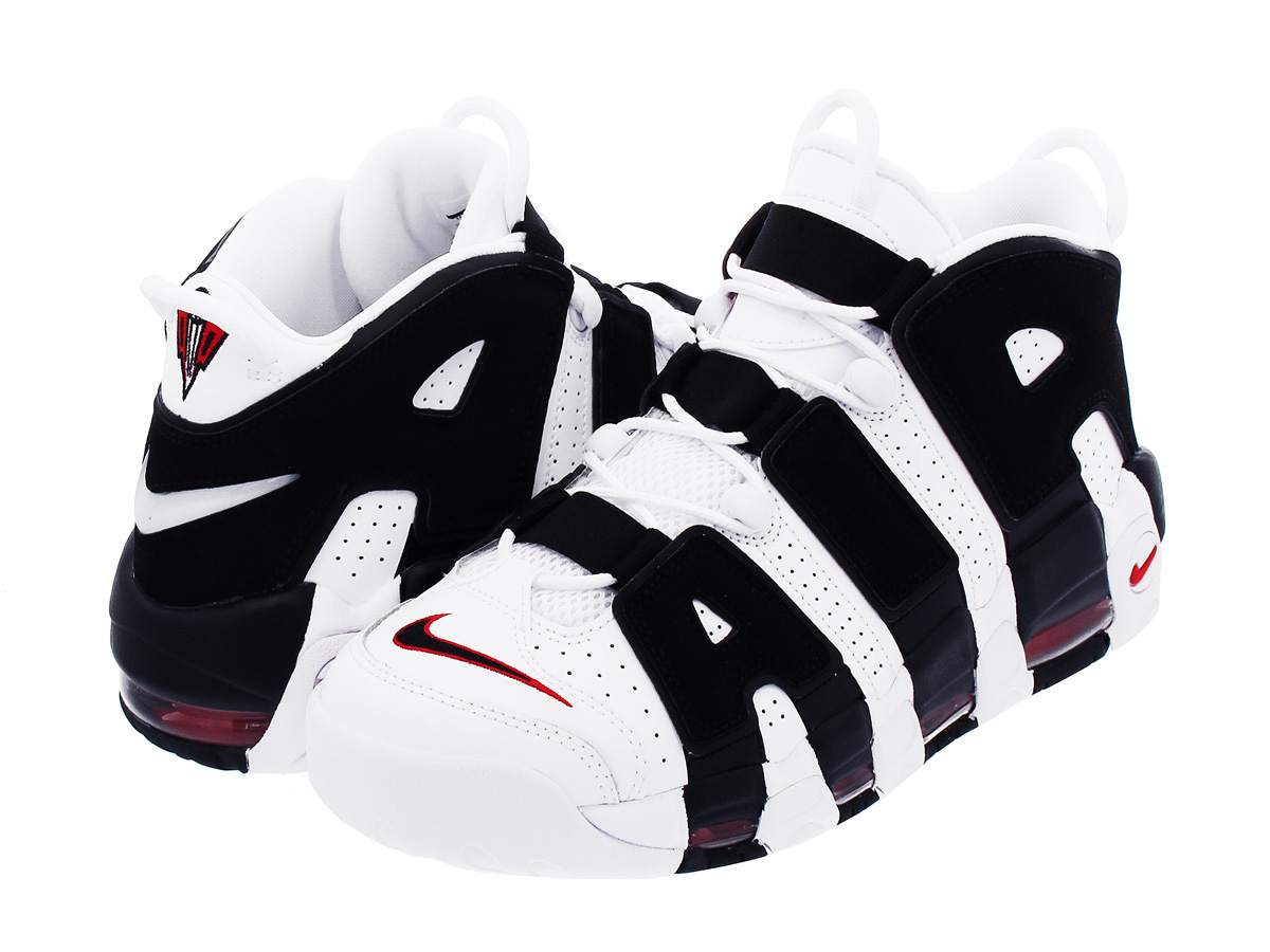 SELECT SHOP LOWTEX |  Global Market: NIKE AIR up MORE UPTEMPO Nike more up AIR tempo WHITE/BLACK/VARSITY RED b1bf7f