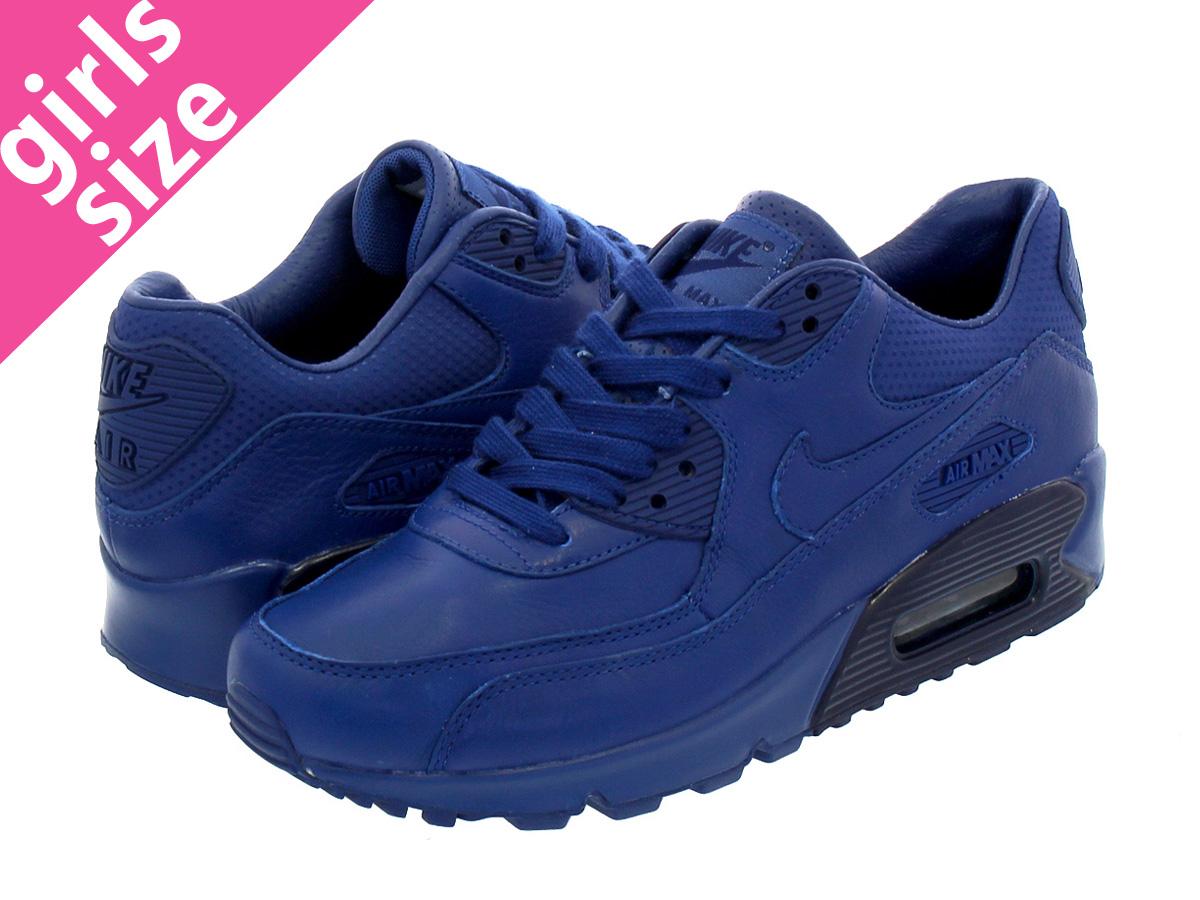NIKELAB WMNS AIR MAX 90 PINNACLE Nike laboratory women Air Max 90 Pinnacle  INSIGNIA BLUE/INSIGNIA BLUE/BINARY BLUE