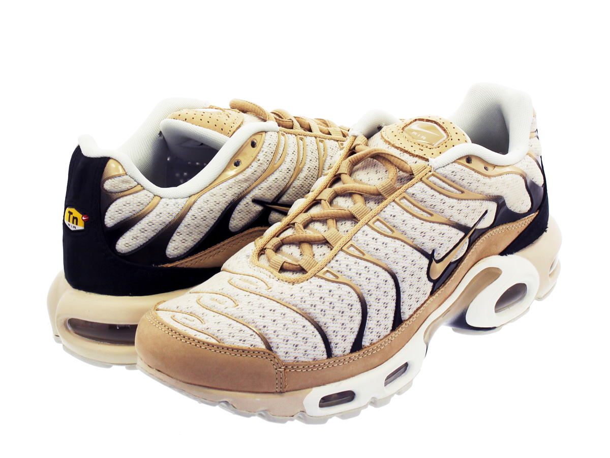 NIKELAB AIR MAX PLUS ナイキラボ エア マックス プラス LIGHT BONE/BLACK/OATMEAL