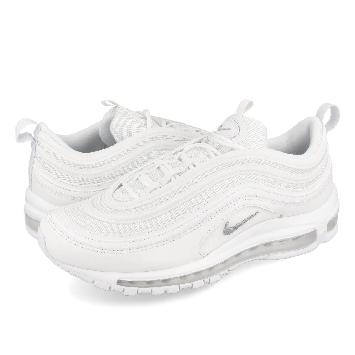 4d5f840159 SELECT SHOP LOWTEX: NIKE AIR MAX 97 Kie Ney AMAX 97 WHITE/WHITE ...