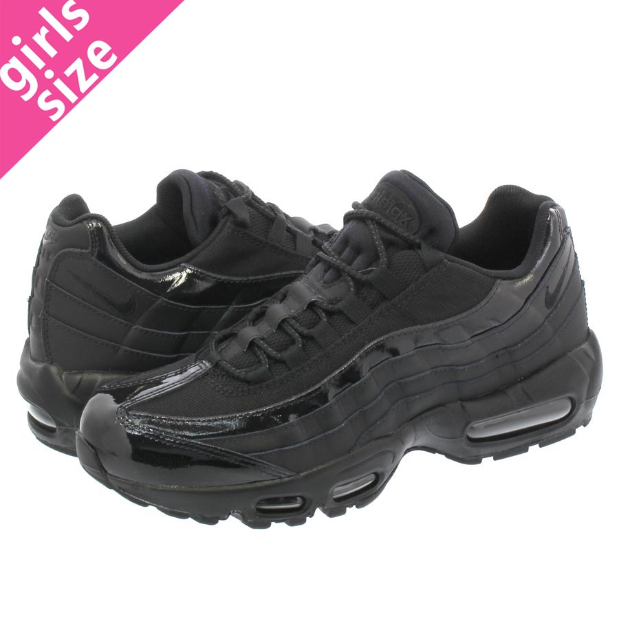 SELECT SHOP LOWTEX | Rakuten Global Market: NIKE WMNS AIR MAX 95 Nike women Air Max 95 BLACK/BLACK/BLACK