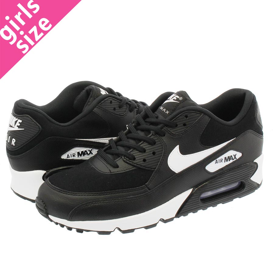 SELECT SHOP LOWTEX  NIKE WMNS AIR MAX 90 Nike women Air Max 90 BLACK ... 12afb5528